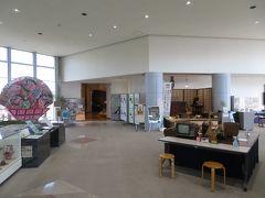 知覧特攻平和会館のお隣のミュージアム知覧へ。こちらは南薩摩の歴史と文化に関する博物館。
