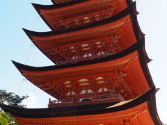 五重塔のふもとまでやってきました。 室町時代の応永14年(1407)に建立された、国の重要文化財です。 赤(朱色だけど)が映えます!