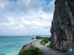 橋へ戻る途中のヤマトブー大岩