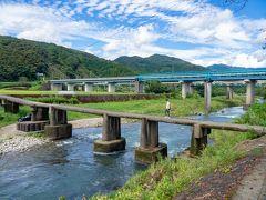 小森の沈下橋