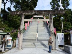 針綱神社 三光稲荷神社と同じく犬山城の南の登城入り口にあります。