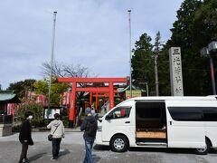 三光稲荷神社 犬山城の城主をつとめた成瀬家が、犬山城の守護として崇敬してきた神社です。