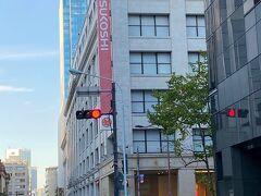 三越日本橋本店。