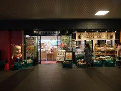 ホテルにチェックインしたら、夕食を食べに行きましょう、今晩は、奈良駅にある、奈良うまいものぷらざへ行きます。