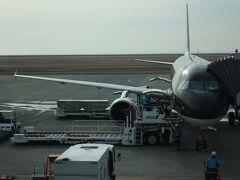 ◆山口宇部空港 ANA利用 降り立ったこの瞬間が好きだったりします。