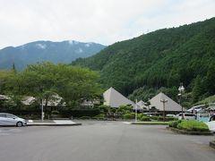 そんな北山村の観光の目玉は筏下りとラフティング そして、その出発スポットに造られたのが「おくとろ公園キャンプ場」