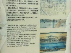 墨堤植桜之碑 東京都墨田区向島5丁目1