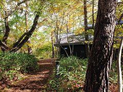 この日は、国設野鳥の森ハイキングが目的です。