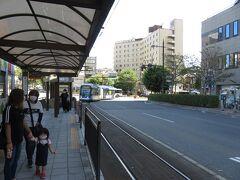 岡山駅に戻ります 来たのはMOMO