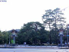 折角なので、伊勢神宮外宮へお参りしてきました。内宮は何度か行ってますが、外宮は初めてです♪