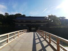 鼠多門から金沢城へ。