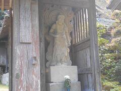 清水寺。不動明王像に惹かれて入ってみた。