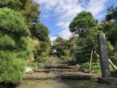 建長寺の左手奥にある天源院。