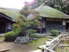 鷹見泉石記念館です。 古河が雲だ著名人ですが素晴らしい邸宅です。