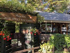 フェアリーテイルズ  高原の草花に囲まれてティータイムが愉しめる森の小さなガーデンカフェ