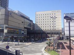 JR鶴見駅 いつの間にか 再開発されました。