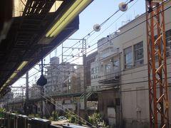 鶴見線線路は 高架線です。  鶴見線は、元私鉄です。