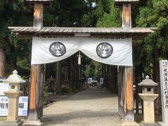 上杉神社から20分ほど歩いて上杉家廟所へ。歴代当主が埋葬されています。