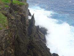 田皆岬(高さ51mのサンゴ礁が隆起した岬で奄美10景の1つ)10日前にここで自殺がありました。
