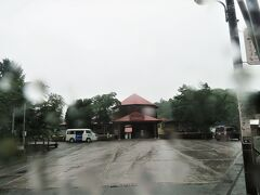 10:11 明覚駅(JR八高線)を発車しました。  ■明覚駅[無人駅] 1988年(昭和63)火災により駅舎が全焼、翌年に駅舎が完成。駅舎は旧都幾川村の木材を使用。