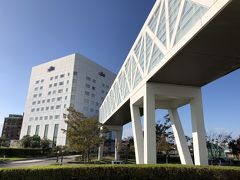 ホテル京セラ  宿泊したのは別館 本館とは3階で繋がってます