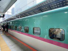 東京駅から北海道新幹線、4時間乗れば函館です。 千歳空港から、札幌には毎年のように行っていた時期もありますが、道央から函館は鉄道でも車でも4時間がかり。かえって遠い町でしたね。