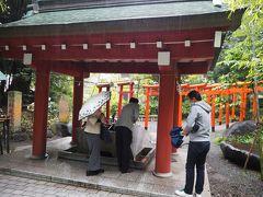 最初にやって来たのは、パワースポット来宮神社。 ぴくしーはパワースポット大好きです。 先ずは、旅の安全を祈願を!
