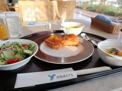 琵琶湖ホテルの朝食 レストラン ザ・ガーデン