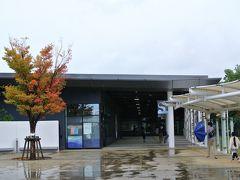 胃袋を満たしたら新潟市水族館「マリンピア日本海」へ。