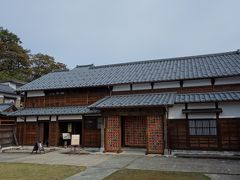 田村家の母屋。 こちらも今回のキャンペーンクーポンのおかげで、無料で見学出来ます。