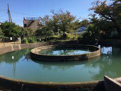 久地円筒分水 魚津の東山円筒分水を見てから各地の分水が気になってました。