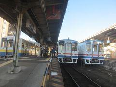 取手から下館まで1時間半かけて関東鉄道常総線で移動 https://4travel.jp/travelogue/11655558