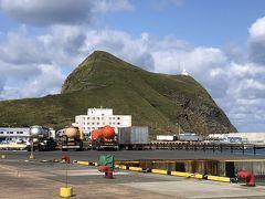 13時過ぎに、鴛泊港へ到着し、レンタサイクルを返却。