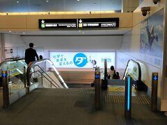 羽田に戻ってきました。 帰りのフライトは爆睡してしまうのであっと言う間ですね。