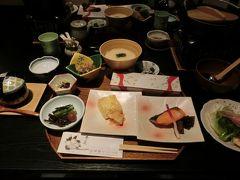 山田館は朝ごはんも豪華です。