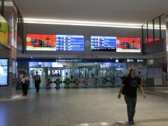 西鉄天神駅で9:30発大牟田行特急に乗車。