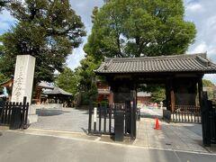 そして6つ目のスポット宝仙寺です。 時間の関係で成願寺と本郷氷川神社はまたの機会としました。