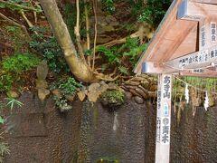 大仏通りにあった赤塚不動の滝、東京の名湧水57選にも選ばれた名水。 水量は昔より減ってますが、水枯れしないそうです。