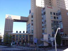 横浜・桜木町『横浜クロスゲート』と『横浜桜木町ワシントンホテル』 があります。