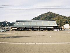 出発後2分でコンビニに立ち寄る。最近見かけなくなったポプラは漁協の経営だった。  ポプラ日生漁協しおじ店 08:41(0.6km・0.6km・249.1km・18.0km/h)             08:52