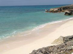 次にムスヌン浜へ。こじんまりしていて何もないけれど、白砂がきれいです。来間島の中では個人的にここが一番落ち着けるビーチかも。