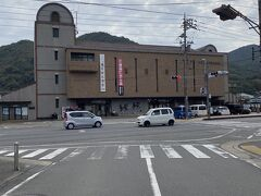 JR赤穂線伊部駅。