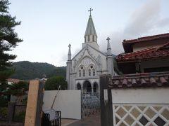 津和野カトリック教会。