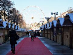 クリスマスマーケット (プレジール ディヴェール)