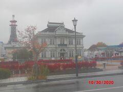 青森銀行 記念館。