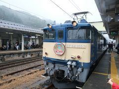 こちらの機関車、かつて寝台特急「北陸」や「あけぼの」で活躍していたものだそうです。昔は全国各地で機関車の引っ張る寝台特急が走っていましたが、今定期運行しているのはサンライズ出雲・瀬戸(電車)のみとなりました。  昔、「富士」「はまなす」「北斗星」に乗ったことがありますが、その時は別のタイプの機関車だったので、この機関車に乗るのは初めてでした。  よくよく考えるとディーゼル機関車の列車は、今現在臨時運行されているSLよりも少ないので、これはこれで貴重な体験ですね。 最初はSLでなくて少しがっかりしましたが、乗ってみると楽しかったです!