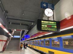 ブリュッセル エアポート ザベンテム駅