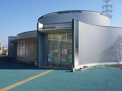 新八代駅の近くには元プロ野球選手の松中信彦スポーツミュージアムがあった。