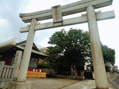 練馬白山神社の創建は平安時代。