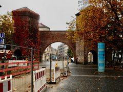 アザム教会を後にしてゼントリンガー トールまで戻ってきました。 ミュンヘンの街中は至る所工事中